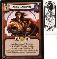 Akodo Dagurasu