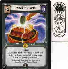 Anvil of Earth FOIL