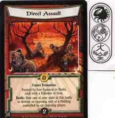 Direct Assault FOIL