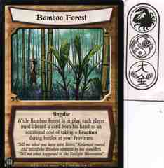 Bamboo Forest FOIL