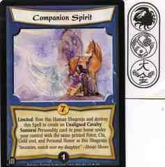 Companion Spirit FOIL