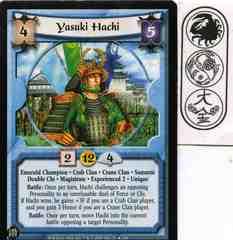 Yasuki Hachi (Experienced 2) - Crane FOIL