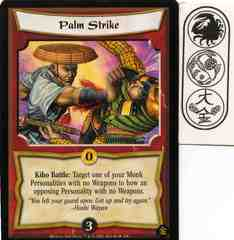 Palm Strike FOIL