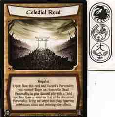 Celestial Road FOIL
