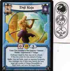 Doji Reju (Experienced 3)