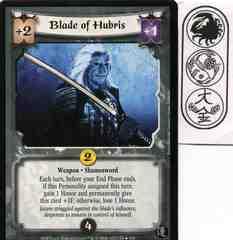Blade of Hubris FOIL