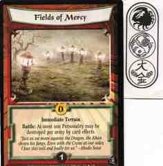 Fields of Mercy FOIL