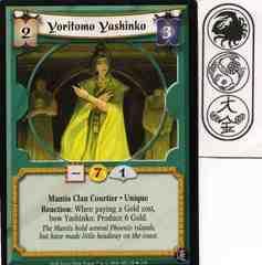 Yoritomo Yashinko
