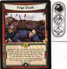 Feign Death FOIL