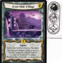 East Hub Village FOIL