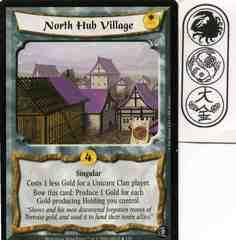 North Hub Village FOIL