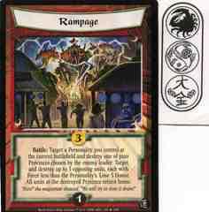 Rampage FOIL