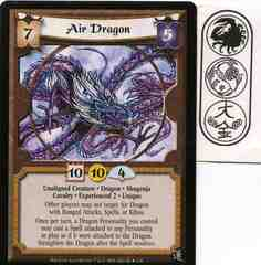 Air Dragon (Experienced 2) FOIL
