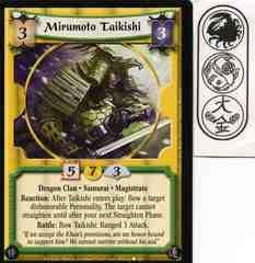 Mirumoto Taikishi