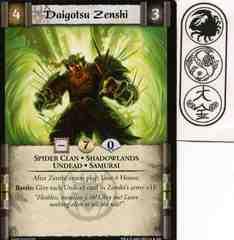 Daigotsu Zenshi
