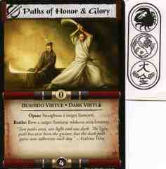 Paths of Honor and Glory
