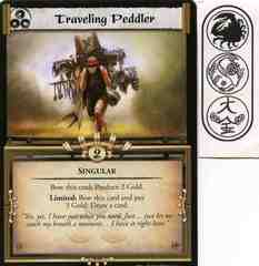 Traveling Peddler