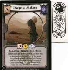 Daigotsu Sahara FOIL