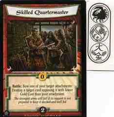 Skilled Quartermaster FOIL
