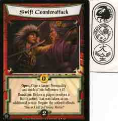 Swift Counterattack FOIL