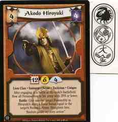 Akodo Hiroyuki