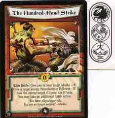 The Hundred-Hand Strike FOIL