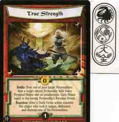 True Strength FOIL