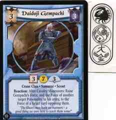 Daidoji Gempachi FOIL