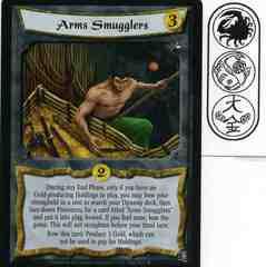 Arms Smugglers FOIL