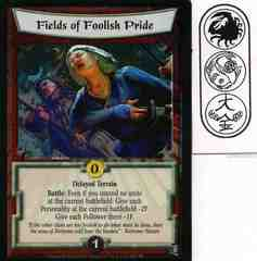 Fields of Foolish Pride FOIL