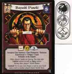Bayushi Paneki (Experienced 3)