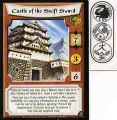 Castle of the Swift Sword