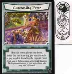 Commanding Favor