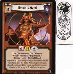 Ikoma Otemi (Experienced 2)