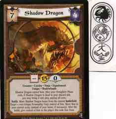 Shadow Dragon (Experienced) FOIL