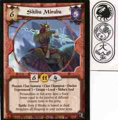 Shiba Mirabu (Experienced 3)
