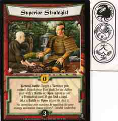 Superior Strategist FOIL