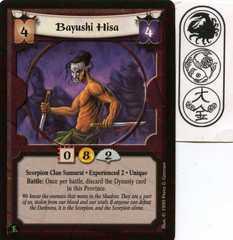 Bayushi Hisa (Experienced 2)