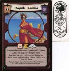 Bayushi Kachiko (Experienced 3)