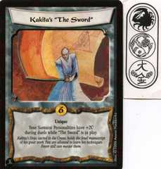 Kakita's 'The Sword'