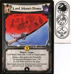 Lord Moon's Bones