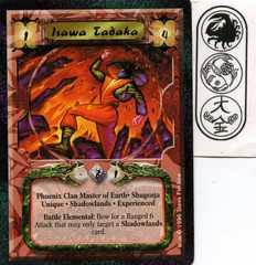 Isawa Tadaka (Experienced)