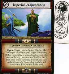 Imperial Adjudication