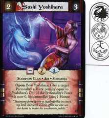 Soshi Yoshihara