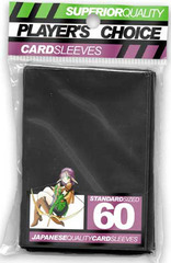 Players Choice Sleeves - Black