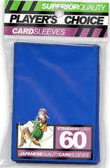 Players Choice Sleeves - Blue