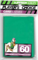 Players Choice Sleeves - Green