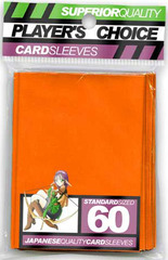 Players Choice Sleeves - Orange