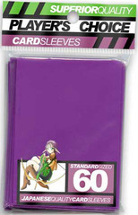 Players Choice Sleeves - Purple