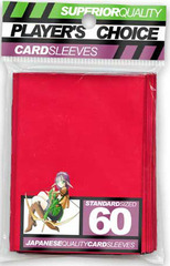 Players Choice Sleeves - Red
